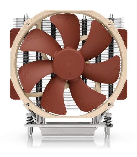 NOCTUA NH-U14S TR4-SP3 AMD TR4 - SP3, 300-1500 RPM, L.N.A., 12 V, 150X78X165 MM, 1030 G