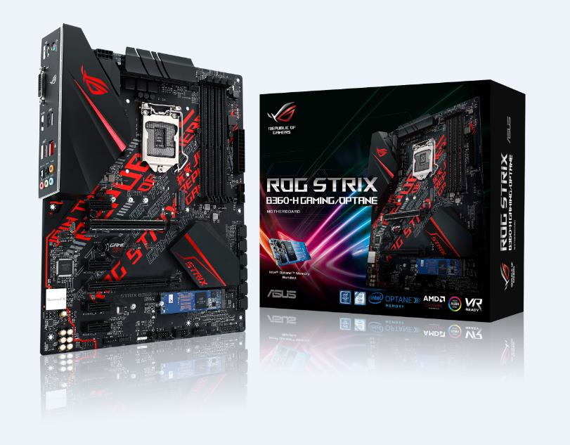 ASUS ROG STRIX B360-H GAMING INTEL B360 ATX