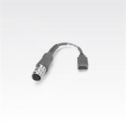 ZEBRA USB HOST ADAPTER CABLE 0.1M A GREY