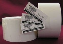 ZEBRA THERMAL TRANSFER/DIRECT LABELS 2000D