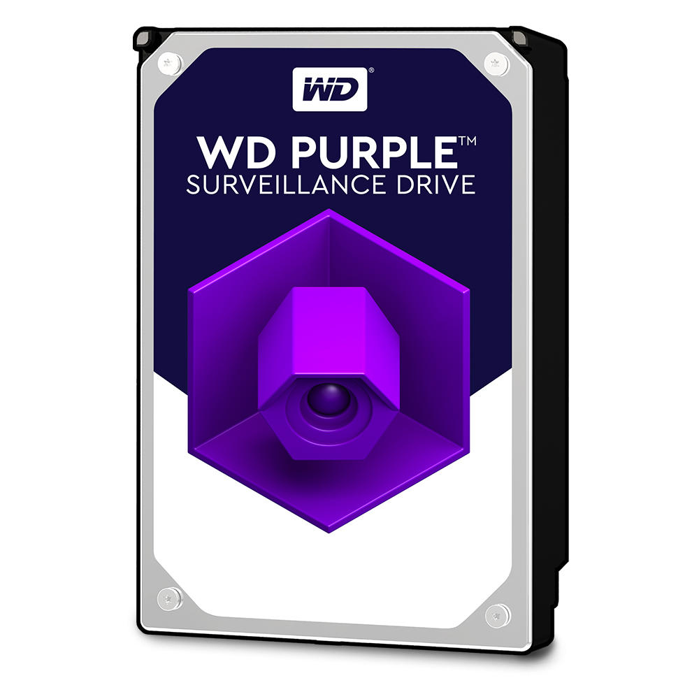 WESTERN DIGITAL PURPLE HDD 12000GB SERIAL ATA III INTERNAL HARD DRIVE