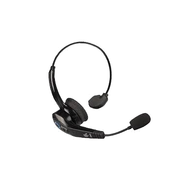 ZEBRA HS3100 MONAURAL HEAD-BAND BLACK HEADSET