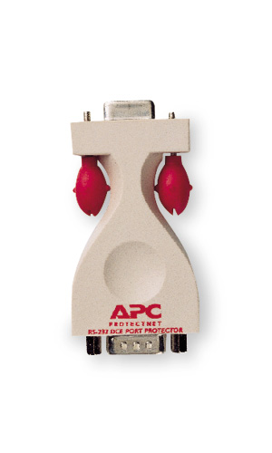 APC 9 PIN SERIAL PROTECTOR FR D FEMALE TO MALE WIRE CONNECTOR