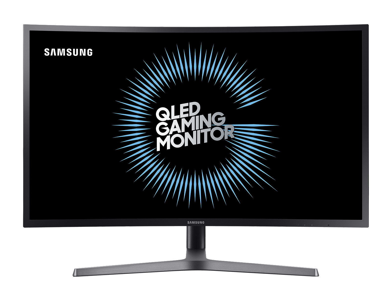 SAMSUNG CURVED GAMING MONITOR LC27HG70