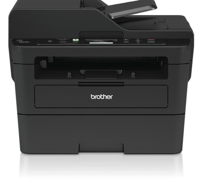 BROTHER DCP-L2550DN 1200 X 1200DPI LASER A4 34PPM MULTIFUNCTIONAL