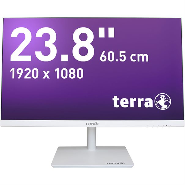 WORTMANN AG 3030032 TERRA LED 2464W, 60.5 CM (23.8