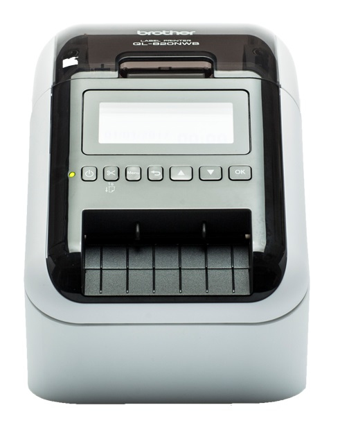 BROTHER QL-820NWB DIRECT THERMAL COLOUR 300 X 600DPI LABEL PRINTER