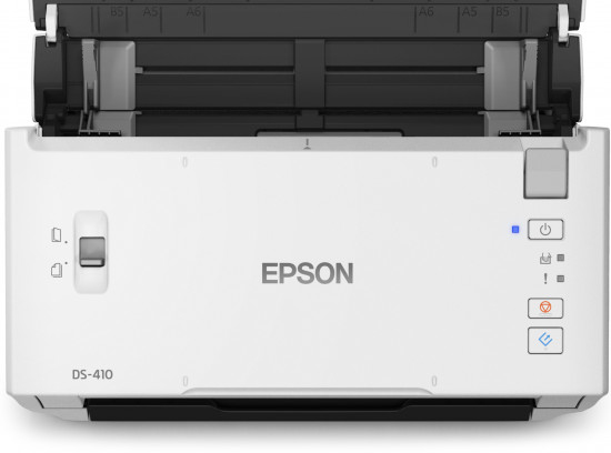 EPSON WORKFORCE DS-410 ADF + MANUAL FEED SCANNER 600 X 600DPI A4 BLACK,WHITE