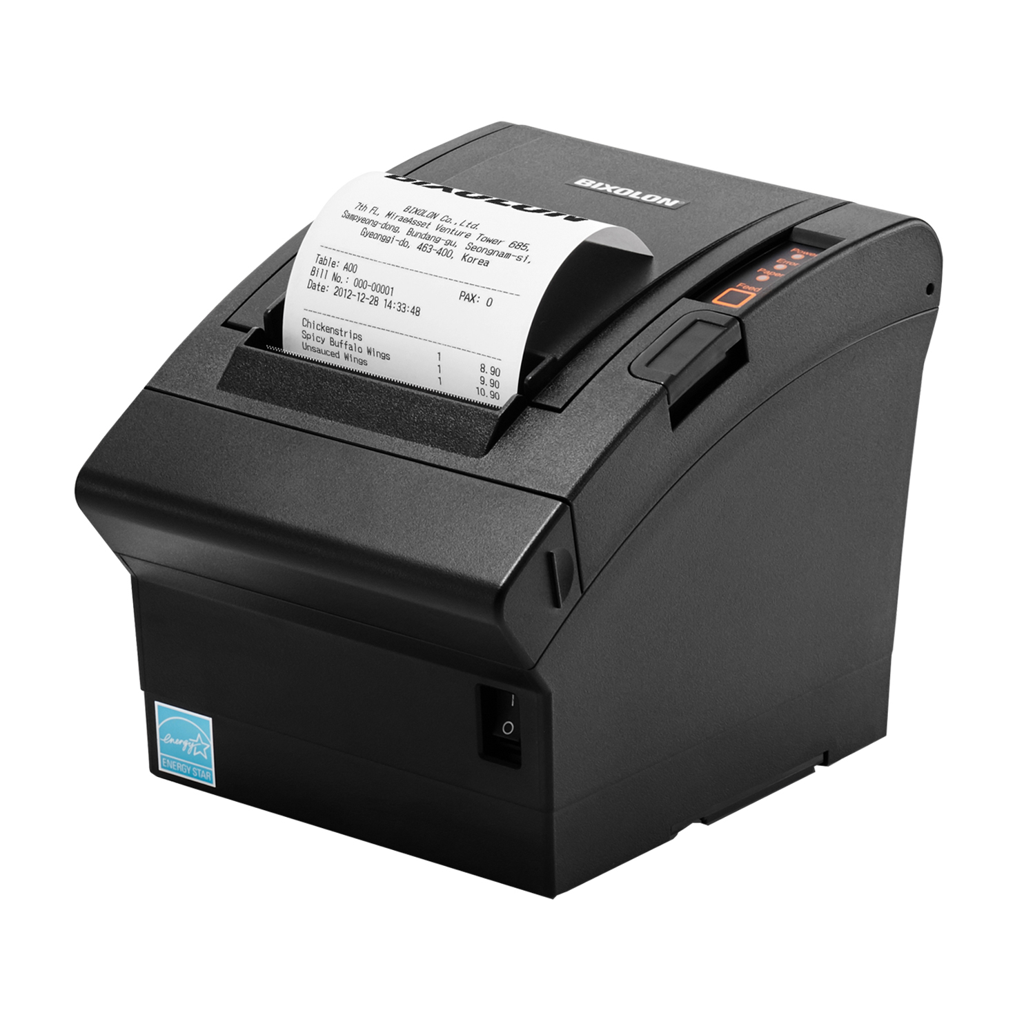 BIXOLON SRP-380 DIRECT THERMAL POS PRINTER 180 X 180DPI