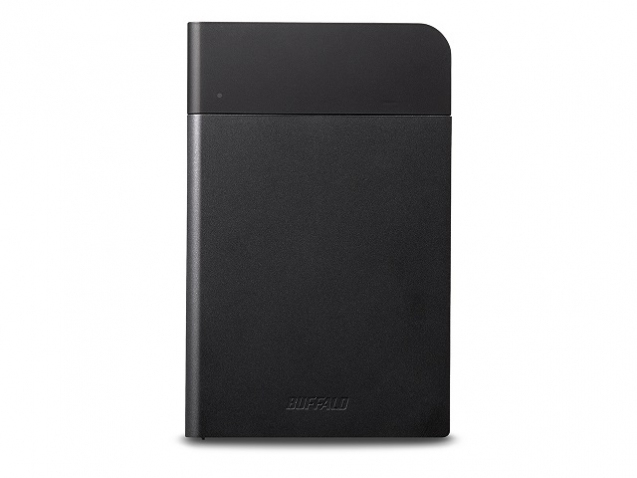 BUFFALO HD-PZF500U3B-EU HD-PZFU3 500GB BLACK EXTERNAL HARD DRIVE
