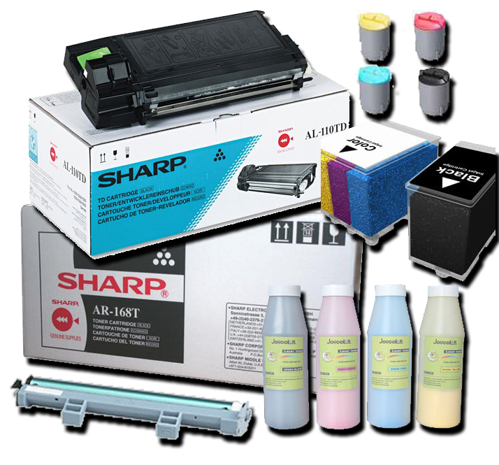 SHARP MX-27GTYA TONER YELLOW, 15K PAGES