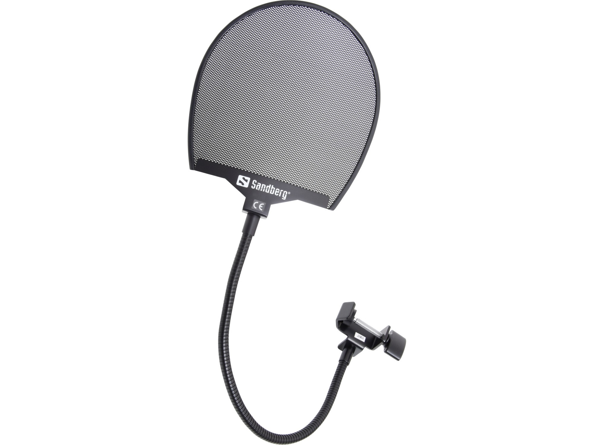 SANDBERG 126-04 POPFILTER FOR MICROPHONE