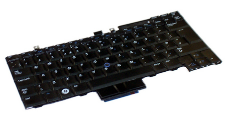 DELL RX221 KEYBOARD NOTEBOOK SPARE PART