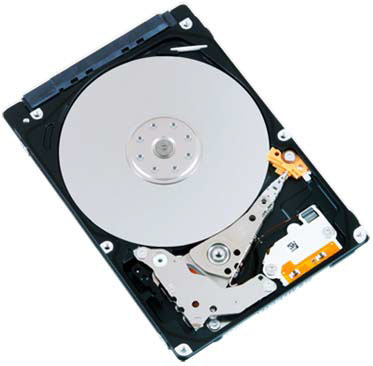 TOSHIBA MQ01ABF032 320GB SERIAL ATA III INTERNAL HARD DRIVE