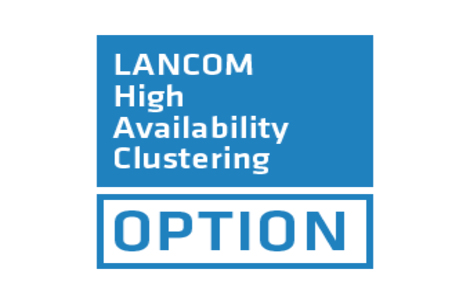 LANCOM SYSTEMS 61637 VPN HIGH AVAILABILITY CLUSTERING XL OPTION