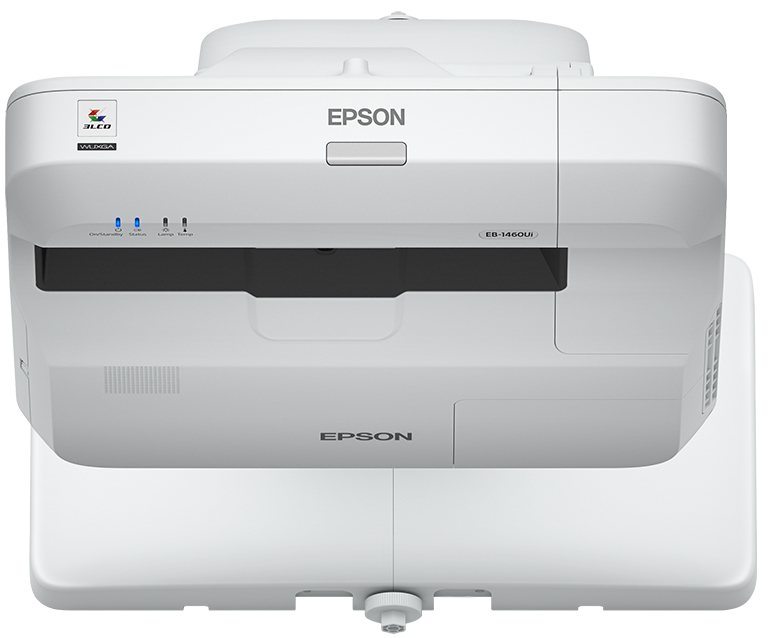 EPSON EB-1440UI WALL-MOUNTED PROJECTOR 3800ANSI LUMENS 3LCD WUXGA (1920X1200) WHITE DATA