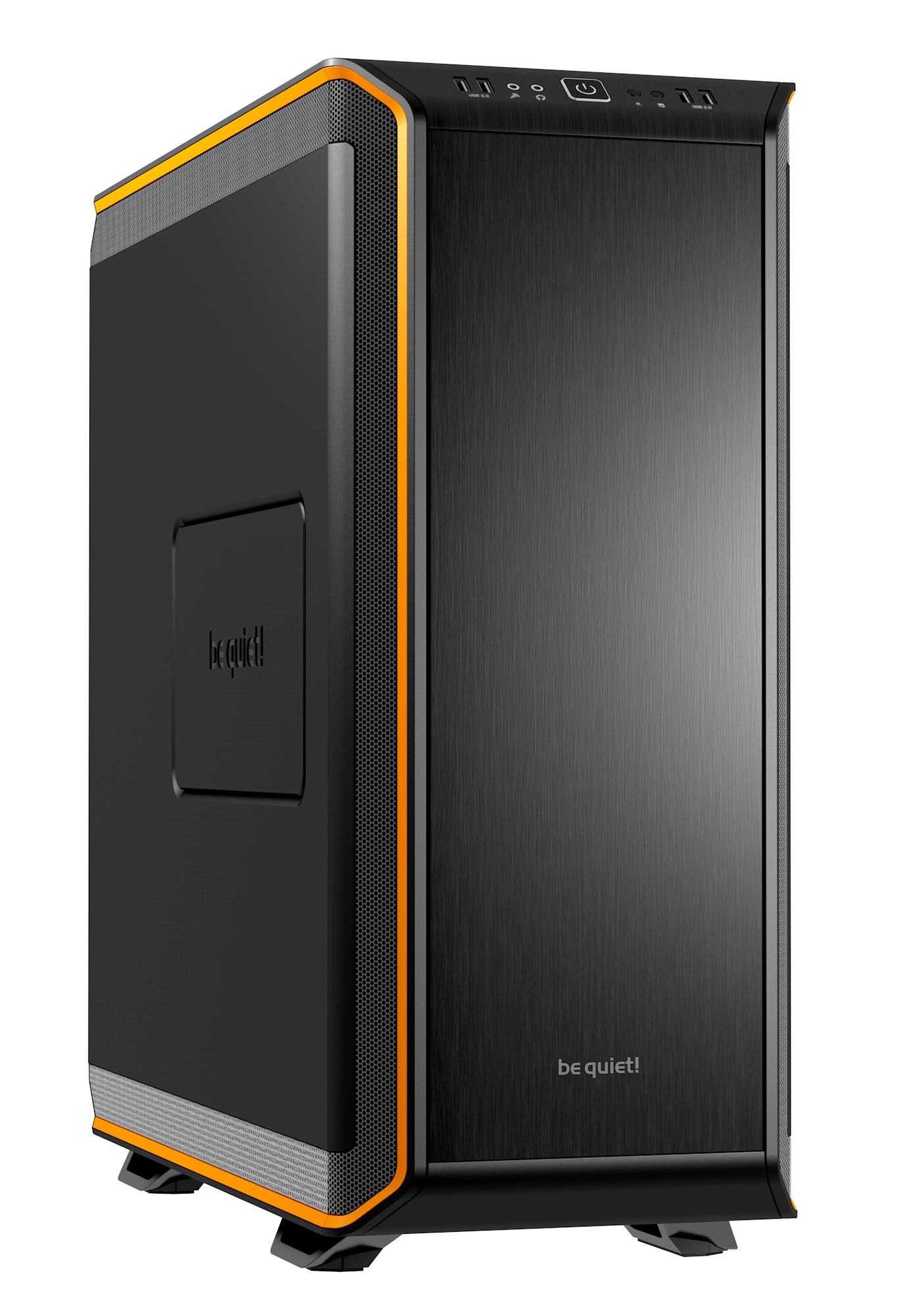 BE QUIET! BG010 DARK BASE 900 DESKTOP BLACK,ORANGE COMPUTER CASE
