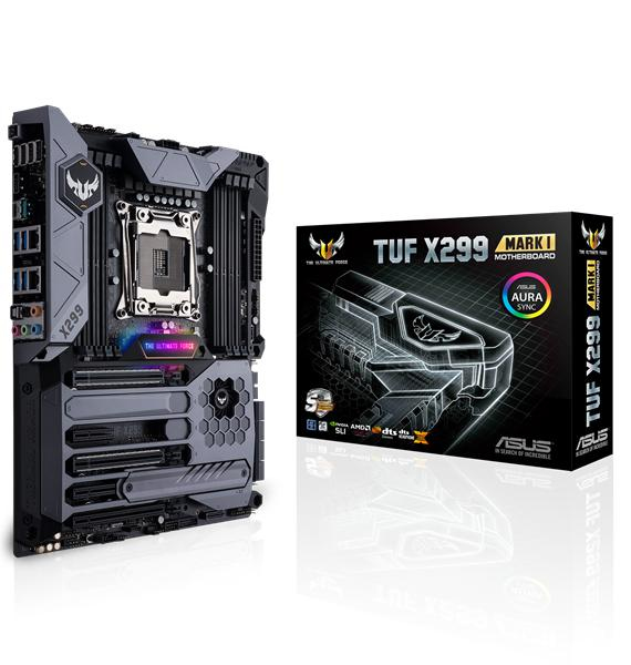 ASUS TUF X299 MARK 1 INTEL LGA 2066 ATX