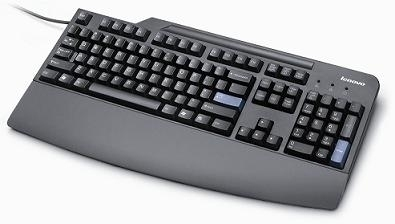 LENOVO 41A5289 PREFERRED PRO USB QWERTY BLACK