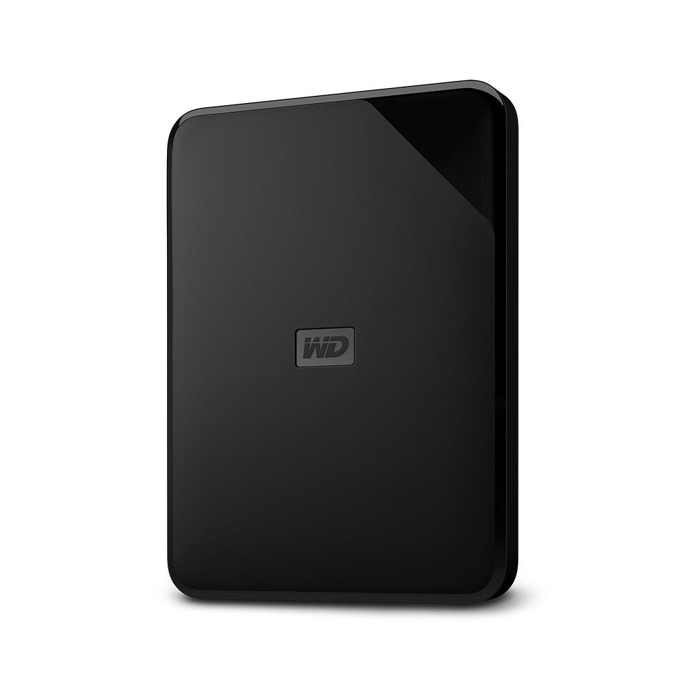 WESTERN DIGITAL ELEMENTS SE 3000GB BLACK EXTERNAL HARD DRIVE