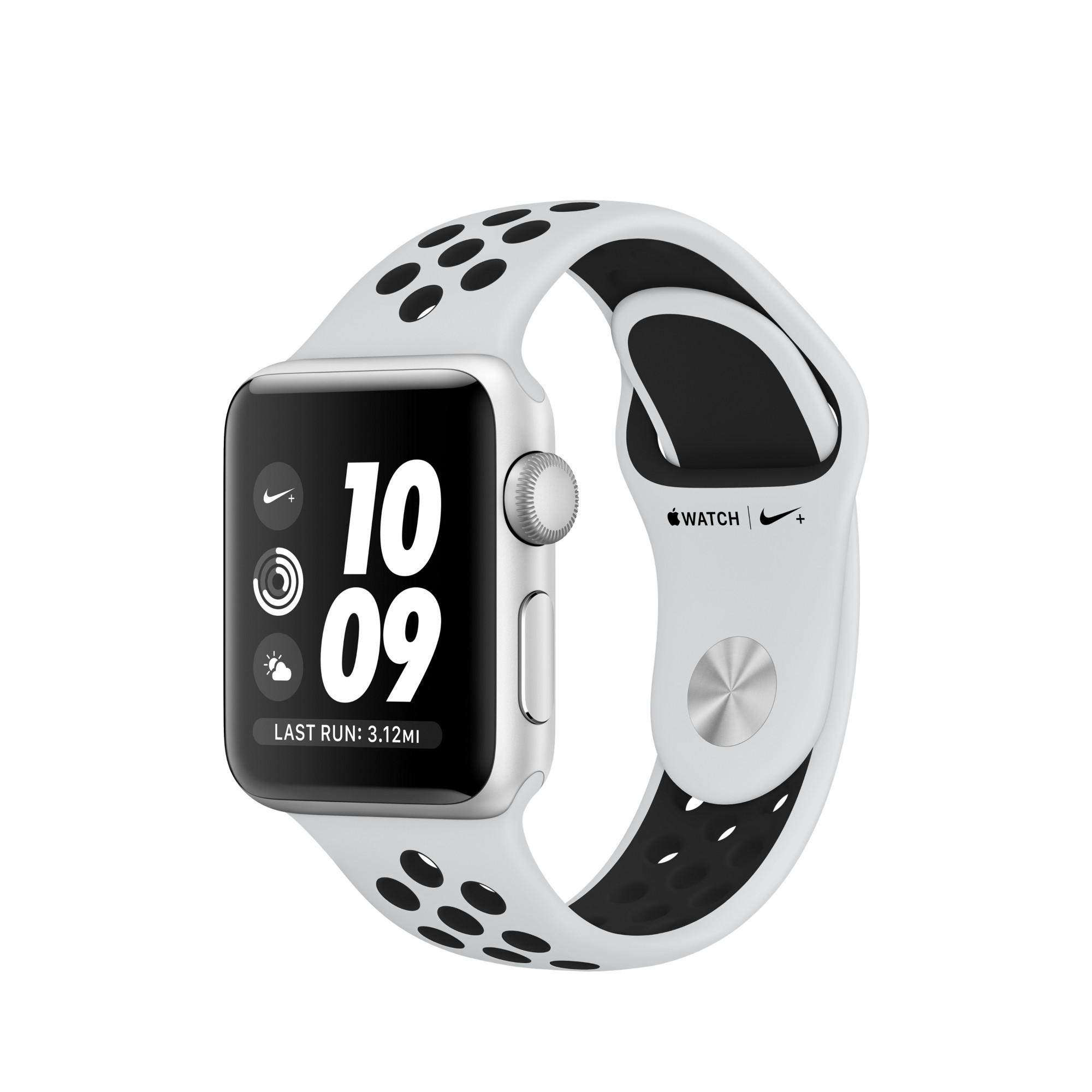 APPLE WATCH NIKE+ OLED GPS (SATELLITE) SILVER SMARTWATCH