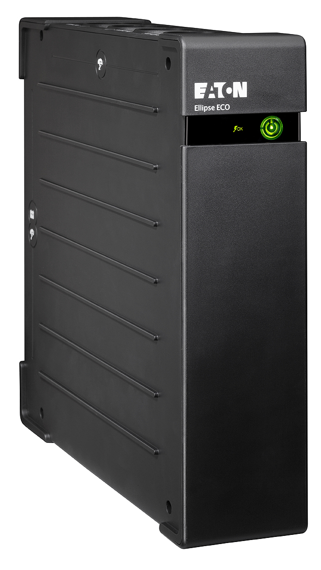 EATON POWERWARE EL1200USBDIN ELLIPSE ECO 1200 USB DIN 1200VA 8AC OUTLET(S) RACKMOUNT BLACK UNINTERRUPTIBLE POWER SUPPLY (UPS)