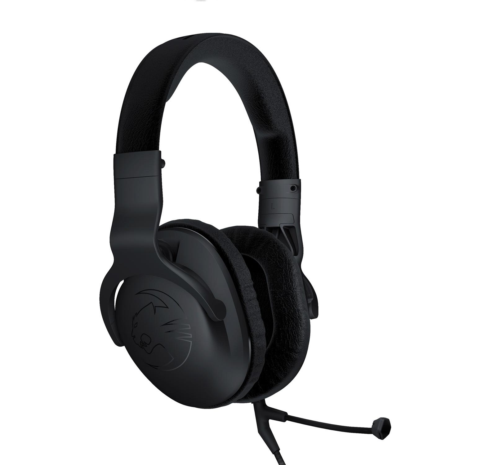 ROCCAT ROC-14-510 CROSS MULTI-PLATFORM OVER-EAR STEREO GAMING HEADSET