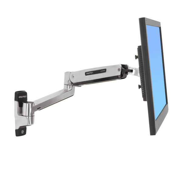 ERGOTRON 45-353-026 LX SIT-STAND WALL MOUNT LCD ARM 42