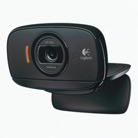 LOGITECH B525 HD 2MP 1280 X 720PIXELS USB 2.0 BLACK WEBCAM