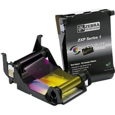 ZEBRA 800011-140 100PAGES BLACK, CYAN, MAGENTA, YELLOW PRINTER RIBBON