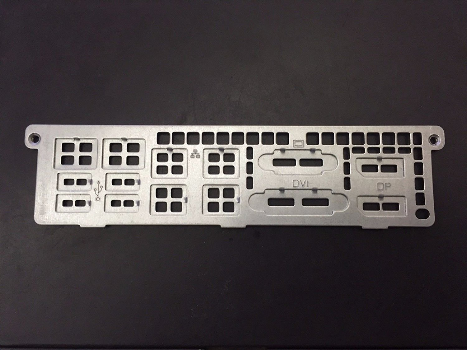 SUPERMICRO MCP-260-00094-0N RACK I/O SHIELD COMPUTER CASE PART