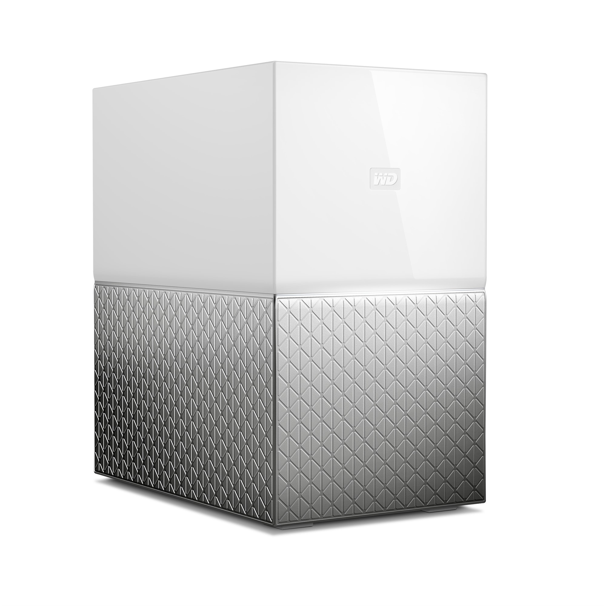 WESTERN DIGITAL MY CLOUD HOME DUO 12TB ETHERNET LAN WHITE PERSONAL STORAGE DEVICE