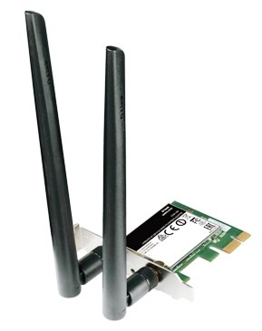 D-LINK DWA-582 INTERNAL WLAN 867MBIT/S NETWORKING CARD