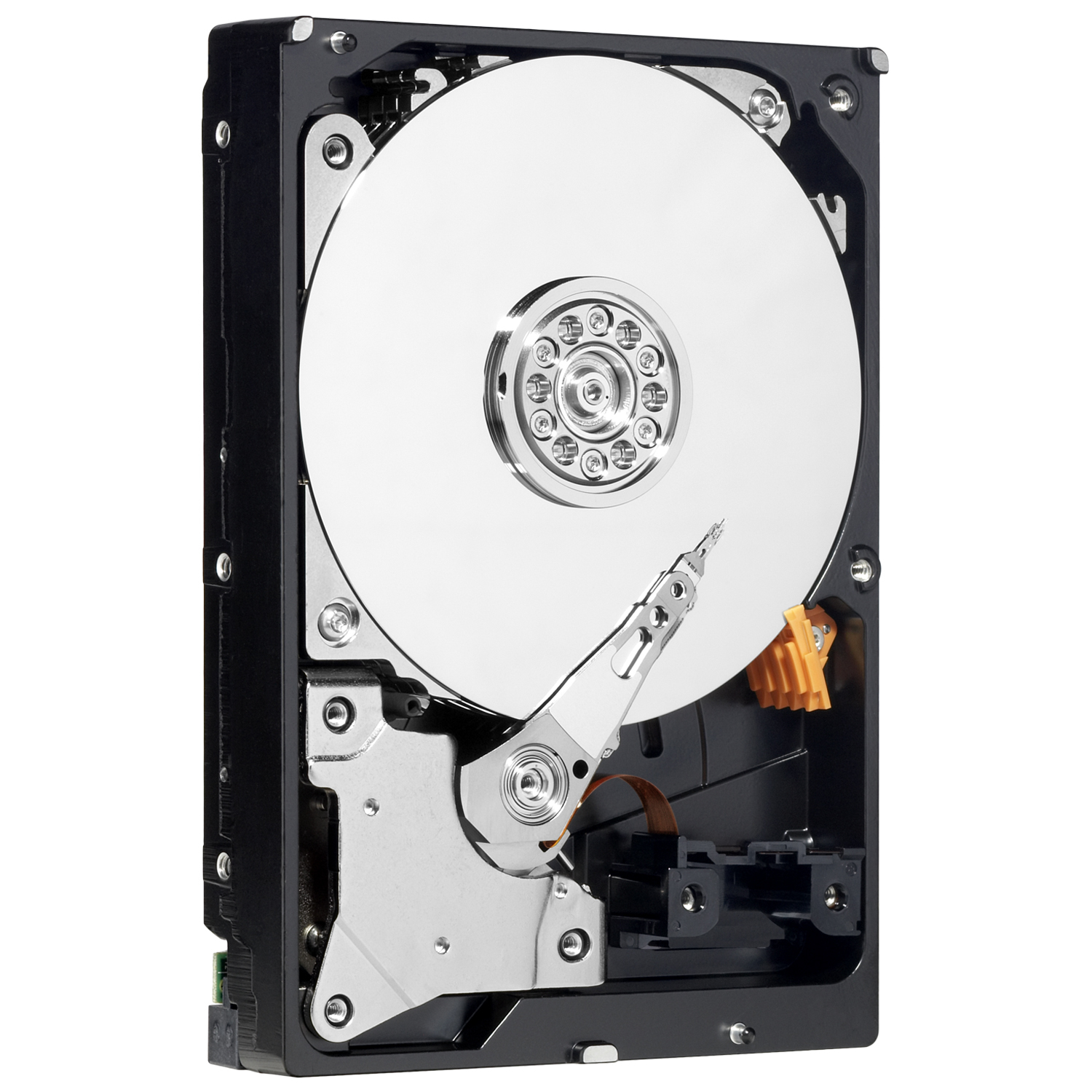 WESTERN DIGITAL AV-GP 2000GB SERIAL ATA III INTERNAL HARD DRIVE
