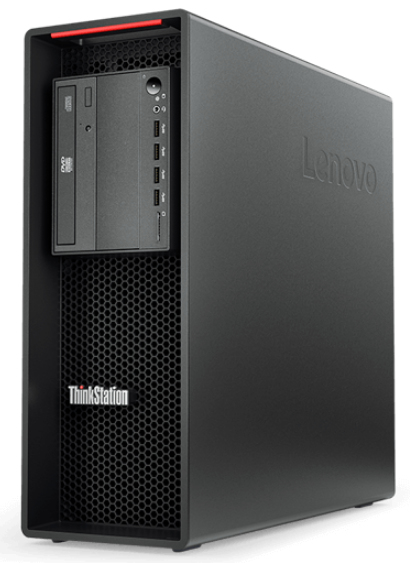 LENOVO 30BE0073GE THINKSTATION P520 4.00GHZ W-2125 TOWER BLACK WORKSTATION