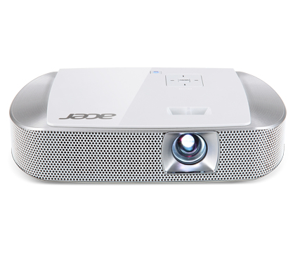 ACER K137I PORTABLE PROJECTOR 700ANSI LUMENS DLP WXGA (1280X800) SILVER DATA