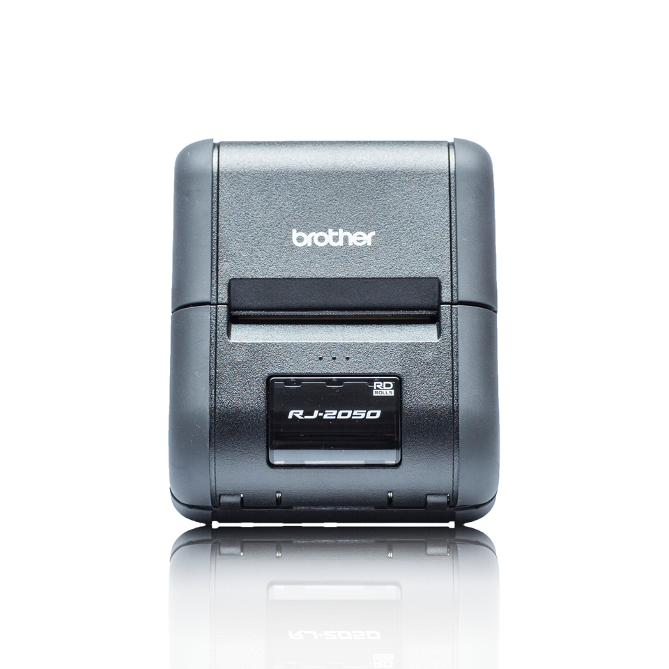 BROTHER RJ-2050 DIRECT THERMAL MOBILE PRINTER 203 X 203DPI POS
