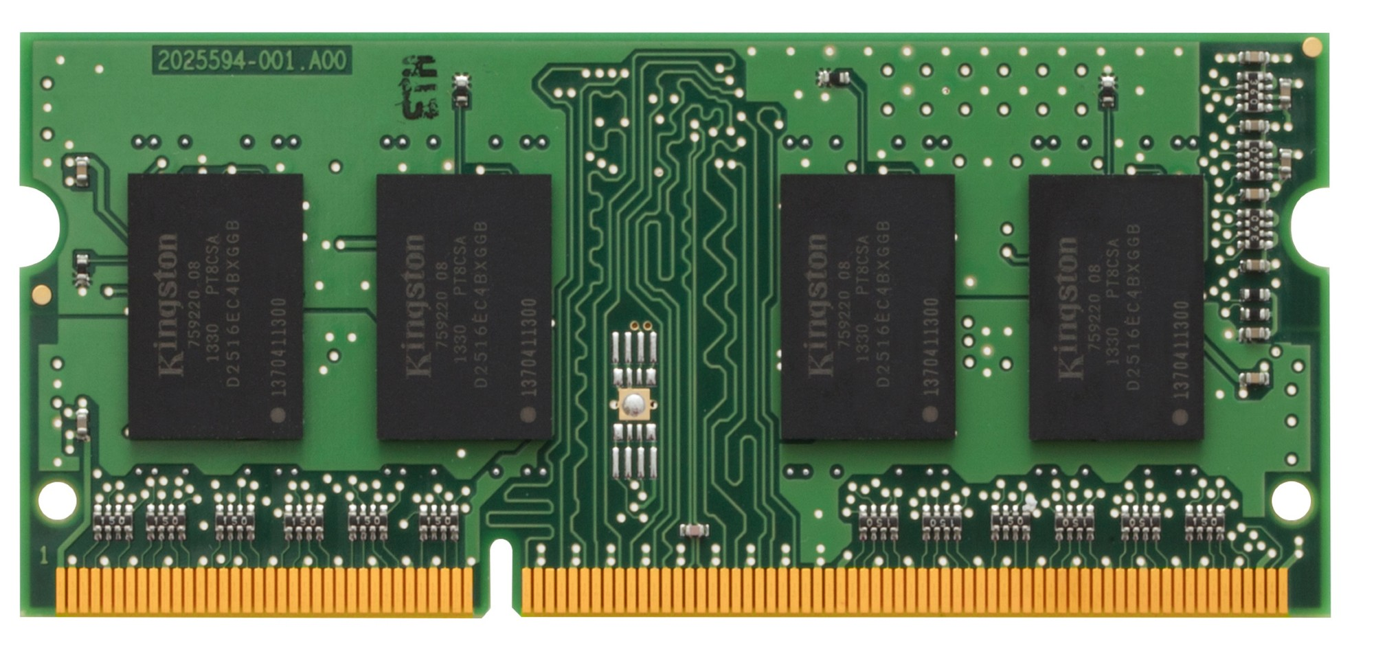 KINGSTON VALUERAM 4GB DDR3 1333MHZ MODULE MEMORY