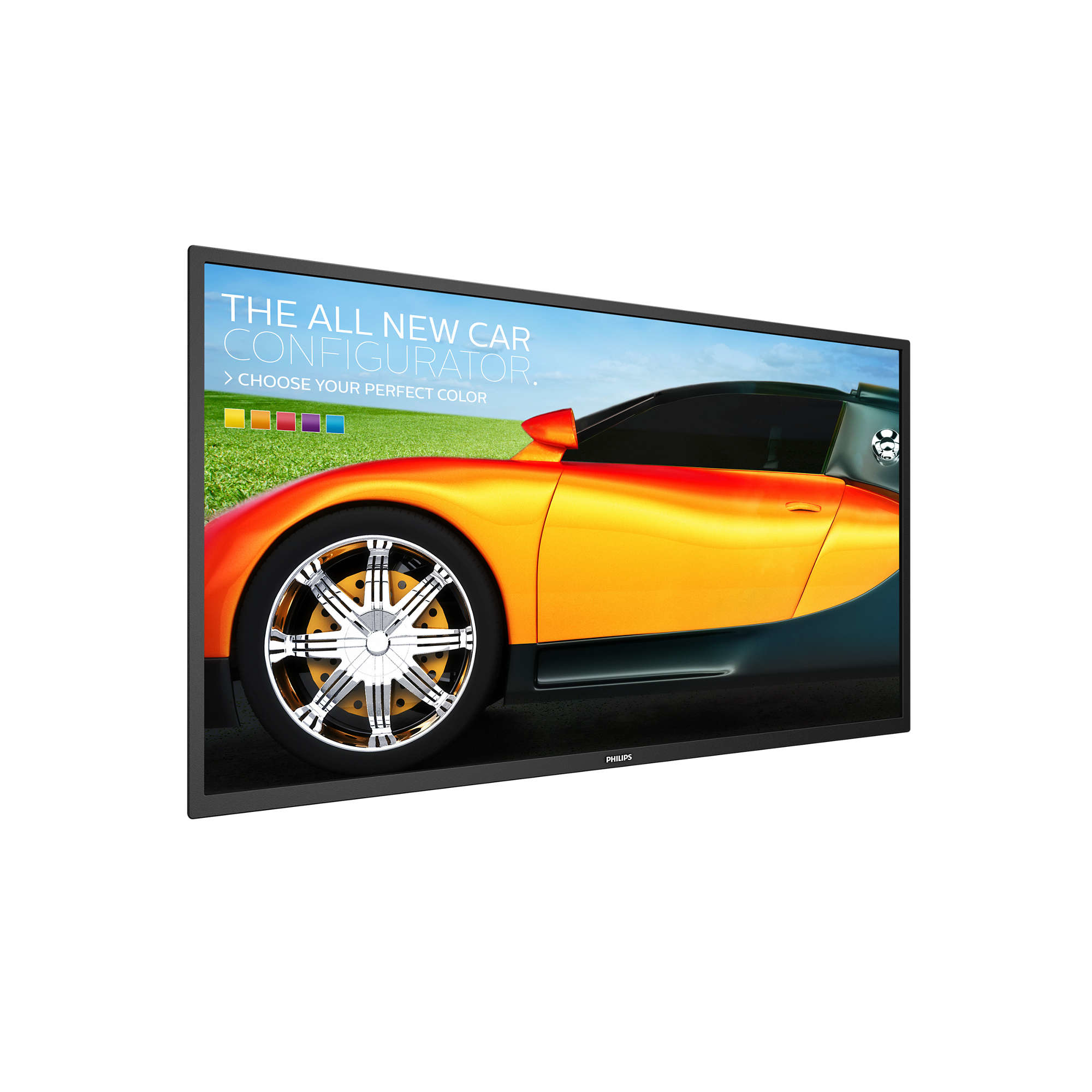 PHILIPS SIGNAGE SOLUTIONS BDL3230QL/00 DIGITAL FLAT PANEL 31.5