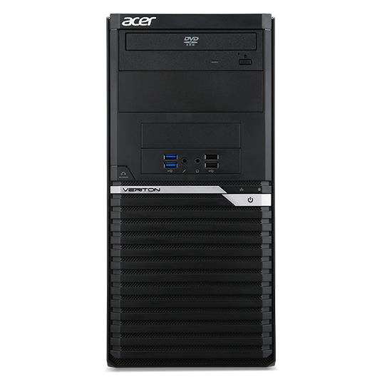 ACER VERITON M4650G 3GHZ I5-7400 BLACK PC