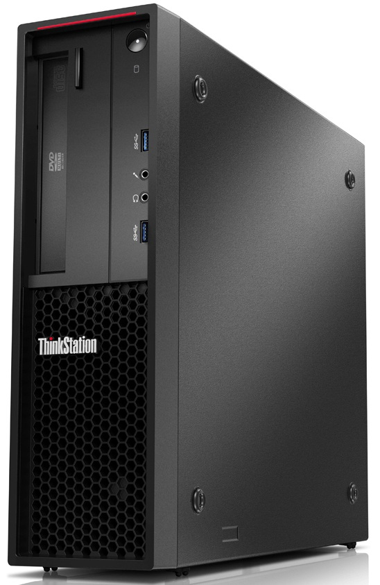 LENOVO 30BK0002UK THINKSTATION P320 3.6GHZ I7-7700 SFF BLACK WORKSTATION