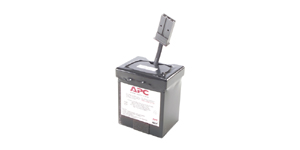 APC REPLACEMENT BATTERY CARTRIDGE #30 SEALED LEAD ACID (VRLA) RECHARGEABLE