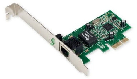 FUJITSU GIGABIT ETHERNET PCIE X1 DS INTERNAL 1000MBIT/S NETWORKING CARD