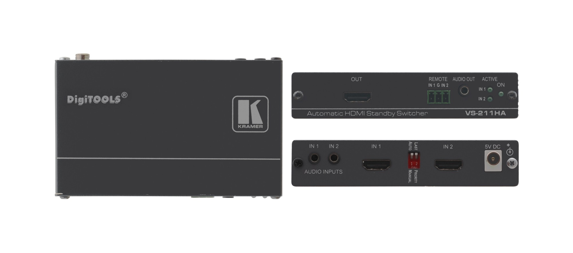 Kramer Electronics VS-211HA video switch HDMI