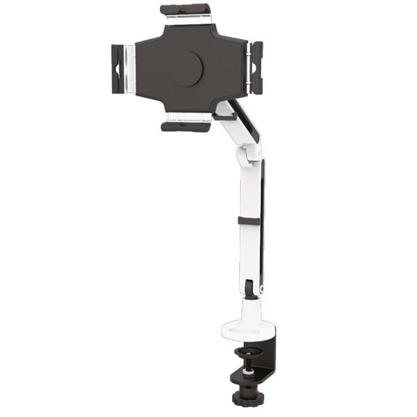 STARTECH ARMTBLTIW DESK-MOUNT TABLET STAND - ARTICULATING ARM FOR IPAD OR ANDROID