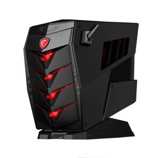 MSI AEGIS 3 VR7RC-081UK 3GHZ I5-7400 DESKTOP BLACK PC