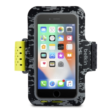 BELKIN SPORT-FIT PRO ARMBAND FOR IPHONE 8, 7 AND 6/6S