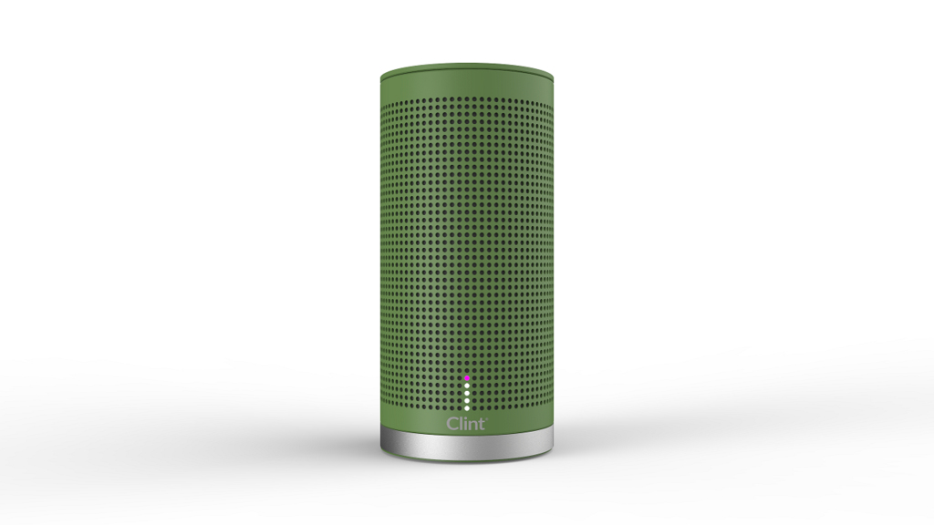 CLINT CLINT-FR14B-OG FREYA BLUETOOTH MONO PORTABLE SPEAKER 7W OLIVE