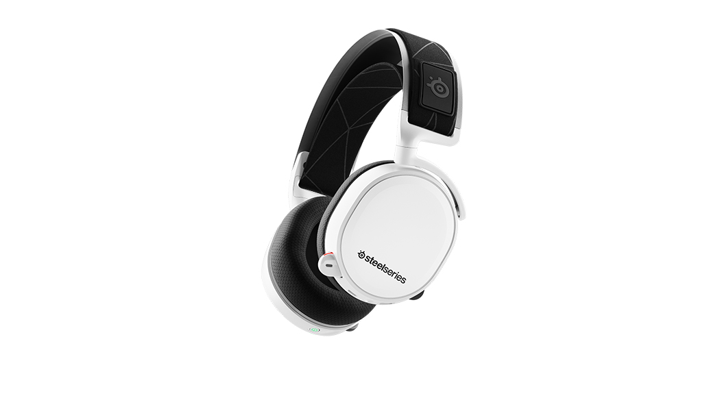 Steelseries Arctis 7 Binaural Head-band Black,White