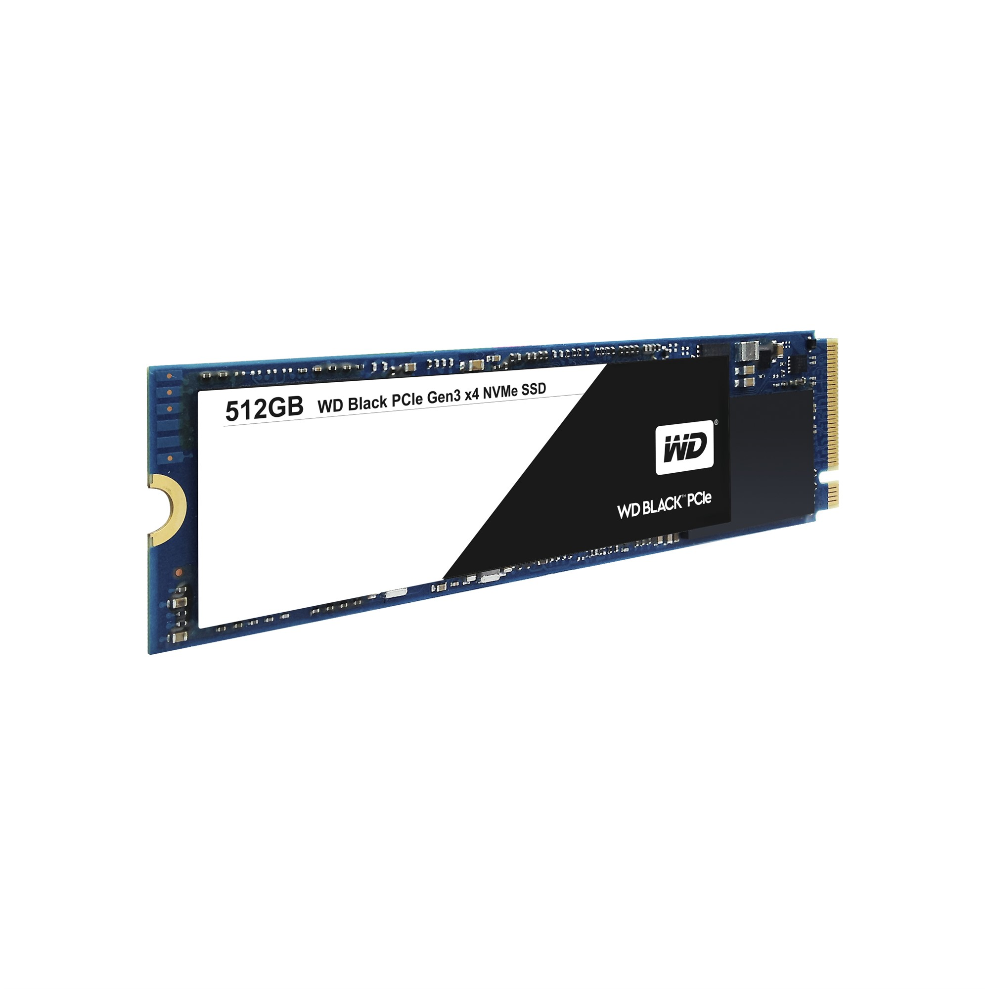 WESTERN DIGITAL BLACK SSD PCIE 512GB PCI EXPERESS EXPRESS 3.0